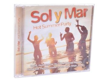 CD Sol Y Mar Summer Party 2014 испанская доставка товаров из Польши и Allegro на русском