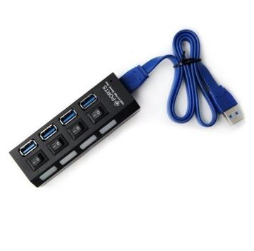 Передний HUB 4 Порта USB 3.0 USBx4 РАСПРЕДЕЛИТЕЛЬ доставка товаров из Польши и Allegro на русском