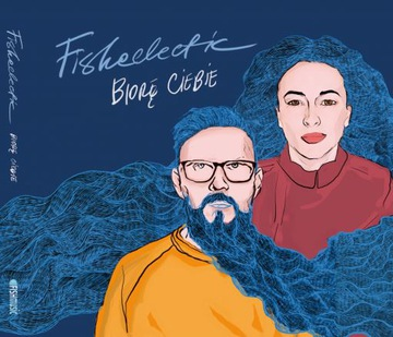 Беру Тебя - Fisheclectic. КОМПАКТ-диск доставка товаров из Польши и Allegro на русском