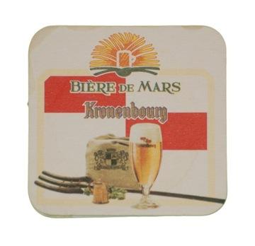 KRONENBOURG подставка с пивом вафельные доставка товаров из Польши и Allegro на русском
