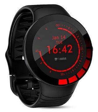 Мужские часы SMARTWATCH E3 пульс водонепроницаемый IP68 доставка товаров из Польши и Allegro на русском