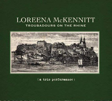 LOREENA MCKENNITT: TROUBADOURS ON THE RHINE [CD] доставка товаров из Польши и Allegro на русском