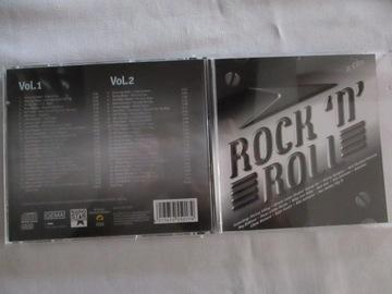 Rock'n'roll 2XCD CD1659 доставка товаров из Польши и Allegro на русском
