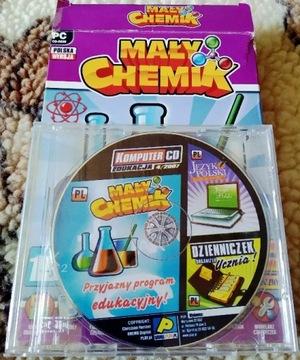 Маленький химик - удобный образовательная программа доставка товаров из Польши и Allegro на русском