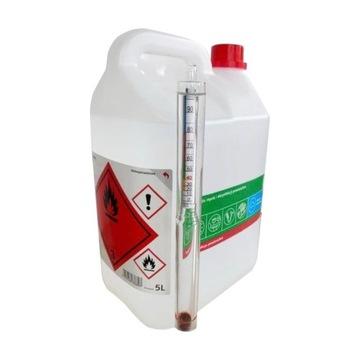 БИОТОПЛИВО 5Л жидкость биокамин BIO ЭТАНОЛ 96% доставка товаров из Польши и Allegro на русском