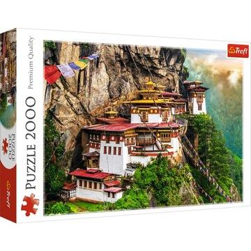 Пазл 2000эл. Гнездо тигра, Бутан доставка товаров из Польши и Allegro на русском