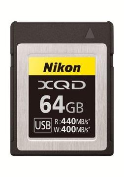 KARTA NIKON XQD 64GB 440/400 MB/s ORYGINALNA доставка товаров из Польши и Allegro на русском