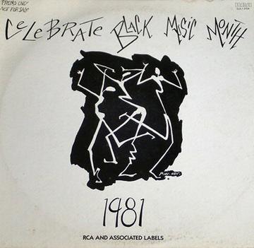 Celebrate Black Music Month 1981 (Lp США 1Pr) доставка товаров из Польши и Allegro на русском