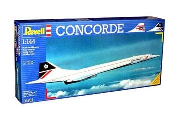 Concorde BRITISH AIRWAYS REVELL 04257 масштаб 1/144 доставка товаров из Польши и Allegro на русском