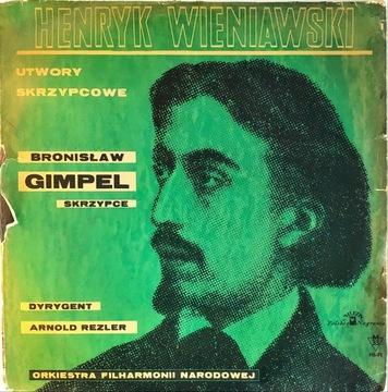 LP HENRYK WIENIAWSKI UTWORY SKRZYPCOWE доставка товаров из Польши и Allegro на русском