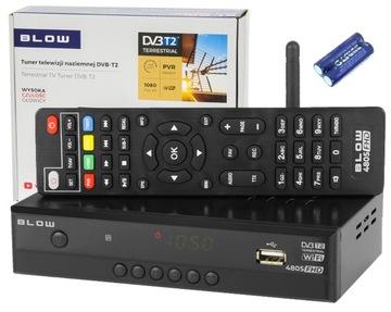 ТЮНЕР DVB-T ДЕКОДЕР ЦИФРОВОГО ТВ DVB-T2 PVR Wi-Fi доставка товаров из Польши и Allegro на русском