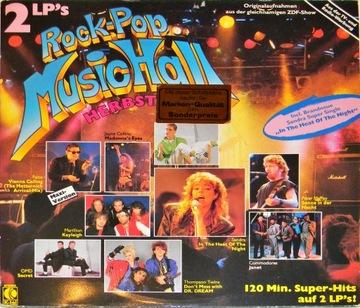 Rock-Pop Music Hall '85 SKŁ 2x12'' Silent Circle доставка товаров из Польши и Allegro на русском