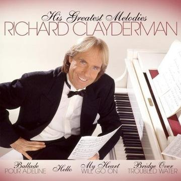 LP- RICHARD CLAYDERMAN- HIS GREATEST MELODIES доставка товаров из Польши и Allegro на русском