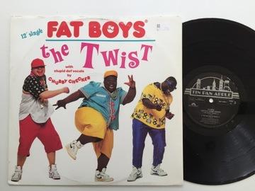 Fat Boys The Twist [VG/VG] C81 доставка товаров из Польши и Allegro на русском