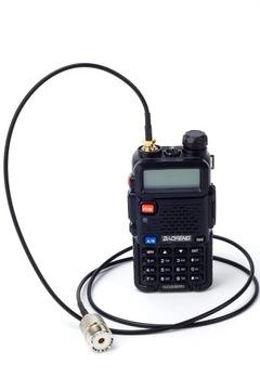 Адаптер переходник SMA-F/UC-1 Baofeng UV5R UV82 доставка товаров из Польши и Allegro на русском