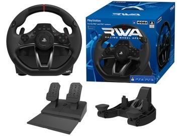 Руль ХОРИ ПОЯСНИЧНО-Apex Racing Wheel PS4 PS3 PC ! доставка товаров из Польши и Allegro на русском