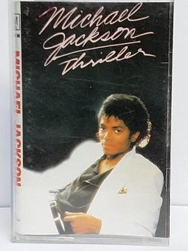 Michael Jackson - THRILLER - MC доставка товаров из Польши и Allegro на русском