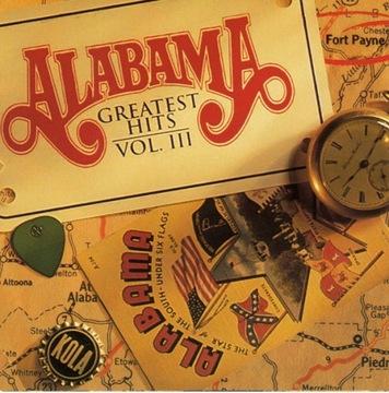 CD ALABAMA - Greatest Hits Vol. III доставка товаров из Польши и Allegro на русском