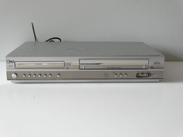 LG V8805 - KOMBO VHS / DVD - доставка товаров из Польши и Allegro на русском
