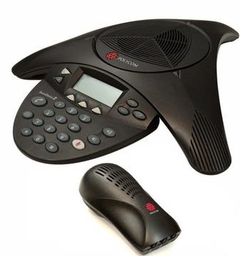Телефон Polycom SoundStation 2 Расширяемым доставка товаров из Польши и Allegro на русском