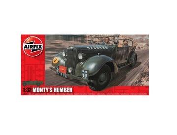 Монти Humber Snipe Staff Car модель Airfix 1:32 доставка товаров из Польши и Allegro на русском