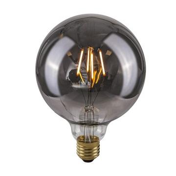 СВЕТОДИОДНАЯ лампа Filament E27 8W Декоративная Эдисон G125 доставка товаров из Польши и Allegro на русском