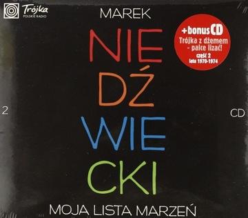 MAREK NIEDŻWIECKI / MOJA LISTA M (3CD) доставка товаров из Польши и Allegro на русском