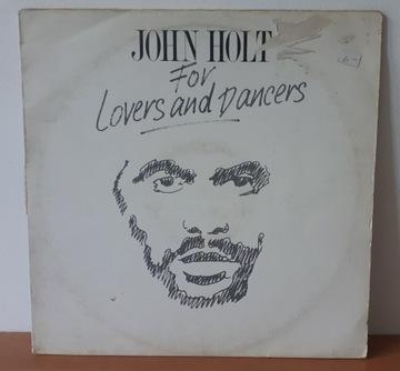 John Holt - For Lovers And Dancers LP Trojan Rec доставка товаров из Польши и Allegro на русском