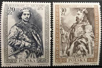 Fi 3079-3080 ** 1989 - Счет королей и князей доставка товаров из Польши и Allegro на русском