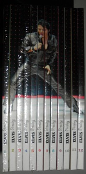 CD KOMPLET 1-12 ELVIS PRESLEY BIBLIOTEKA GAZETY доставка товаров из Польши и Allegro на русском