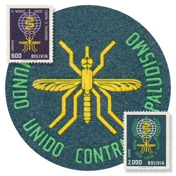 Boliwia Komar Malaria Organizacja Zdrowia WHO Se** доставка товаров из Польши и Allegro на русском