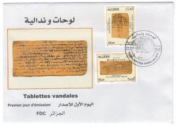 FDC Марки Алжир 2003 археология Вандалы доставка товаров из Польши и Allegro на русском