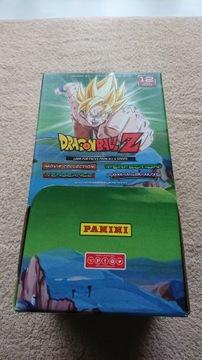 Карты Dragon Ball Z: Booster Box Panini  доставка товаров из Польши и Allegro на русском