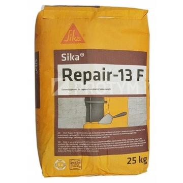 Sika Repair 13F раствор для ремонта бетона 25 кг доставка товаров из Польши и Allegro на русском