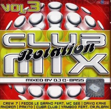 CLUB MIX ROTATION VOL. 3 (CD) доставка товаров из Польши и Allegro на русском