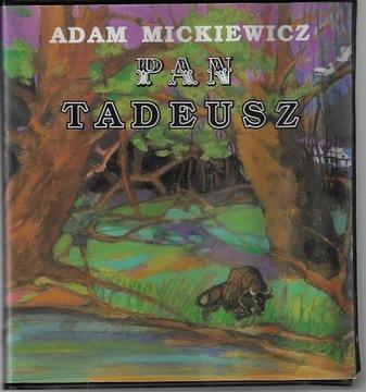 PAN TADEUSZ Mickiewicz доставка товаров из Польши и Allegro на русском