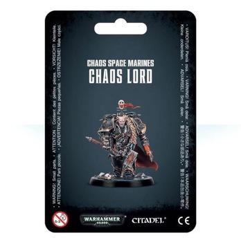 Chaos Lord | Chaos Space Marines | WH40k доставка товаров из Польши и Allegro на русском