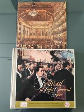 RCA - Festival Of Light Classic Music. 12xLP (154) доставка товаров из Польши и Allegro на русском