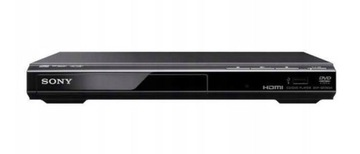 Odtwarzacz DVD Sony DVP-SR760H HDMI USB доставка товаров из Польши и Allegro на русском