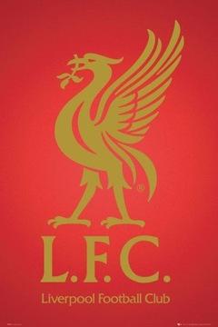 Liverpool Club Crest 2013 Плакат 61x91,5 см SALE! доставка товаров из Польши и Allegro на русском