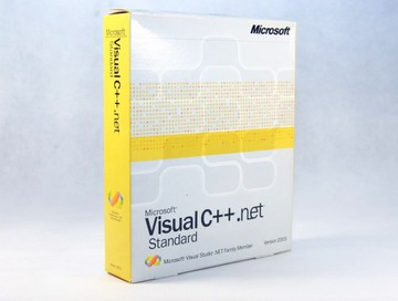 (Пакет Microsoft Visual Studio C++ .net-MSDN (BOX)) доставка товаров из Польши и Allegro на русском