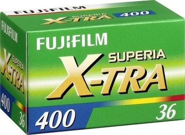 Фильм FujiFilm Fujicolor Superia X-TRA 400/36 (135) доставка товаров из Польши и Allegro на русском