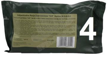 (Индивидуальные правы питания S-R-SR-4 MRE SRG SR) доставка товаров из Польши и Allegro на русском