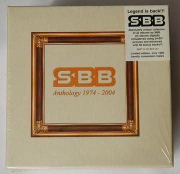 SBB, Антология 1974 - 2004, 22 CD доставка товаров из Польши и Allegro на русском