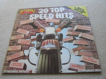 20 Top Speed Hits - The Sweet, Golden Earring.G1 доставка товаров из Польши и Allegro на русском