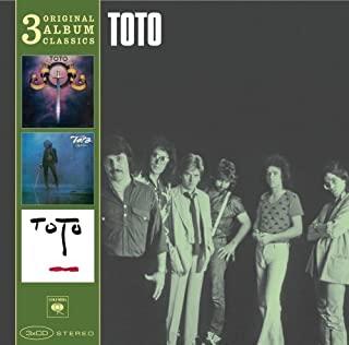 CD TOTO - 3 ORIGINAL ALBUM CLASSICS 3 PŁYTY CD доставка товаров из Польши и Allegro на русском