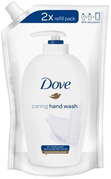 Dove для Ухода за жидкое Мыло Запаска 500 мл доставка товаров из Польши и Allegro на русском