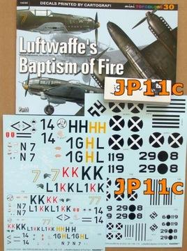 Luftwaffe's Baptism of Fire Pt.1 + kalki -Kagero доставка товаров из Польши и Allegro на русском