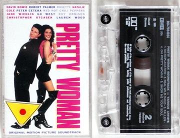 VA - Pretty Woman (Саундтрек) MC Нидерланды ОЧ доставка товаров из Польши и Allegro на русском