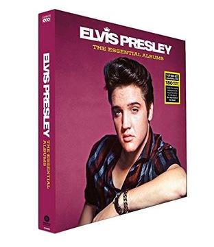 ELVIS PRESLEY-The Essential Albums 3LP доставка товаров из Польши и Allegro на русском